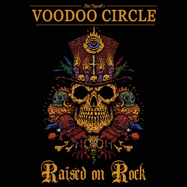"VOODOO CIRCLE: New single ""Running Away From Love"" released!"