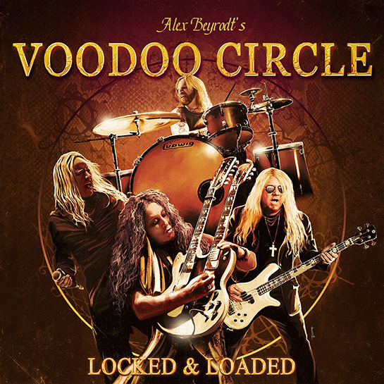 "VOODOO CIRCLE: music video for ""Locked & Loaded"" released / New album out January 15th!"