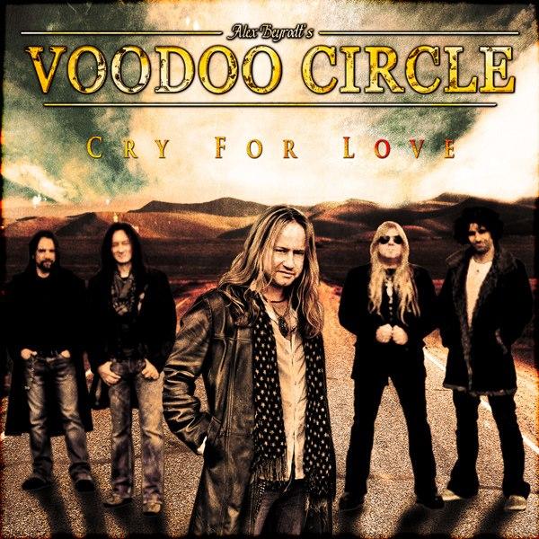 VOODOO CIRCLE Cryforlove
